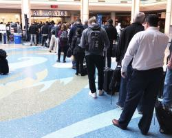 U.S. Airlines Expect Record Crowds Over Labor Day Weekend