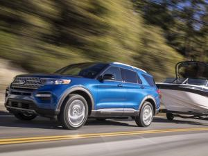 Edmunds: Best Crossover SUVs for Towing