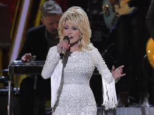 Dolly Parton on 54 Year Marriage in New Podcast Interview