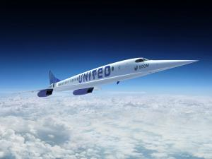 United Airlines Sees a Supersonic Future