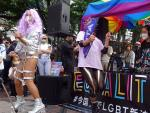 LGBTQ Groups, Supporters Rally in Tokyo, Demand Equal Rights