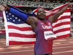 Incredible Raven: Saunders Lends Her Voice to the Olympics