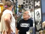 Watch: Trans City Councilwoman Confronts Store Owner Over Transphobic Sign