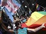 Pride March Held In Bosnia Capital; Opponents Gather Too