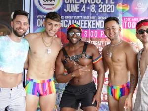 Come Out With Pride Festival And Parade :: October 09, 2021